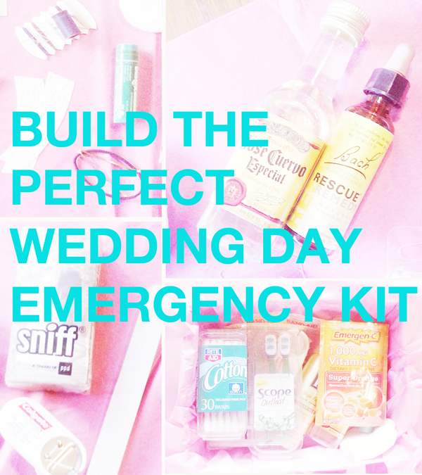 Whether You Are Planning A Destination Wedding Or An Event Closer To Home Our Emergency Kit Will Help Ensure Your Day Runs Smoothly Even When The