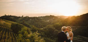 Vineyard Wedding in Piemonte Roero - Extraordinary Weddings Italy 09