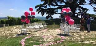 Wedding in the langhe vineyards country