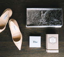 Wedding arborina-Dior Yves Saint Laurent Details