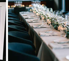 Wedding la-morra-Barolo long table garland